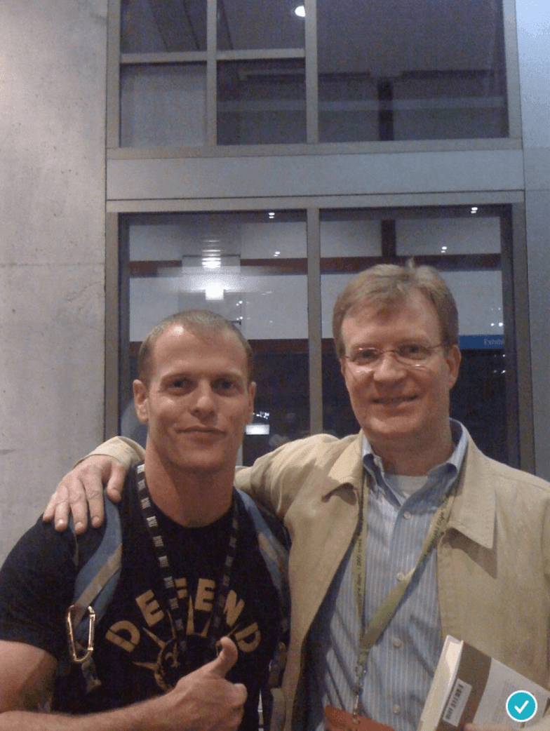 Tim Ferriss and Tom Augenthaler